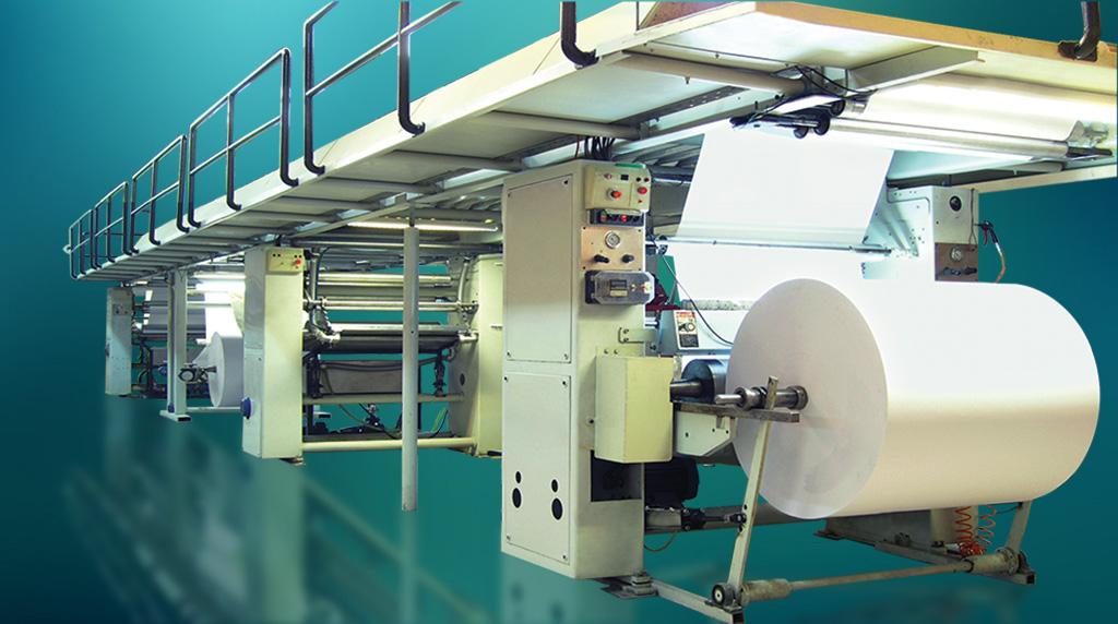 ماشین کوتینگ فیلم، کاغذ مدل TM-C11