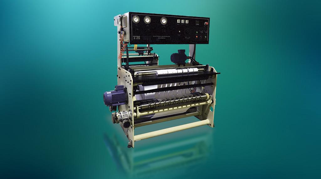 ماشین برش رول حرارتی مدل TM-S62
