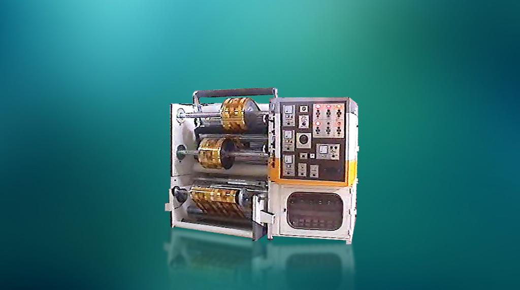 ماشین برش رول فیلم و کاغذ مدل TM-S90